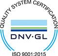 DNV-GL ISO_9001_2015 Logo